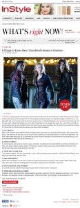 6 Things to Know About True Blood's Season 6 Premiere : InStyle.com What's Right Now