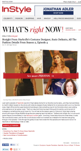 Nashville S2E4 Designer Interview